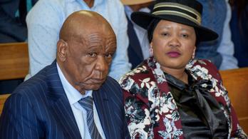 Lemondott a felesége meggyilkolásával vádolt lesothói miniszterelnök