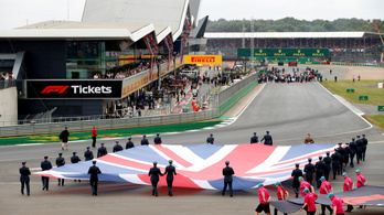 Veszélybe került az F1-es Brit Nagydíj, nem kivételeznek a csapatokkal