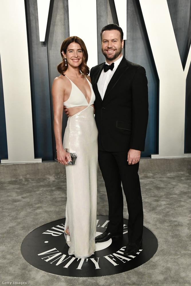 És íme, ez a friss, az idei Oscaron készült kép bizonyítja, hogy a 2012-ben egybekelt pár a mai napig boldog