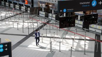 Kilencven százalékkal visszaesett az utasforgalom, várhatóan 236 embert küld el a Budapest Airport