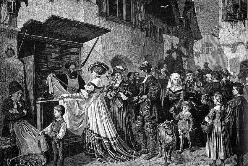 Miért tartottak kutyát a középkori emberek, és hogy nevezték őket? Érdekes a történetük