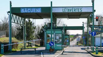 Öt átkelőt nyitnak meg szerdán a magyar–román határon