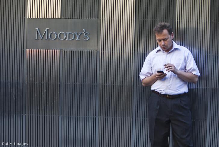 A Moody's székhelye New Yorkban