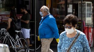 Újabb 5 koronavírusos beteg halt meg, összesen 2160-an pedig már meggyógyultak