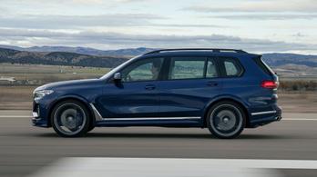 Ez ma a legdurvább BMW X7-es