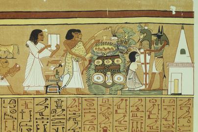 múmia nyitó