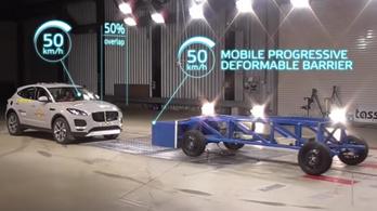 Átalakítják az Euro NCAP tesztjeit