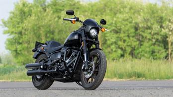 Harley-Davidson Low Rider S - 2020.