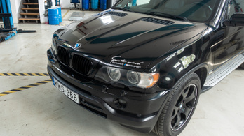 Lajos megvette a BMW-t, amit te nem mersz