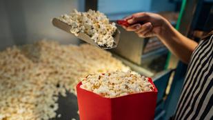 Mitől más ízű a mozis pop-corn?