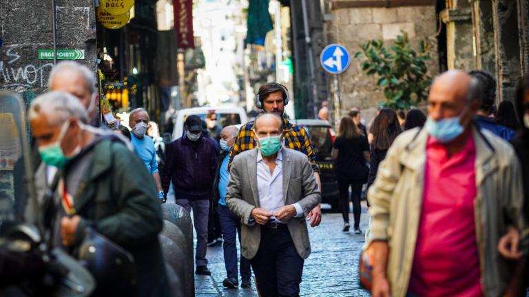 Hetekre előre beteltek a fodrászatok Olaszországban