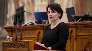 A Jobbik kizárná Varga-Damm Andreát a frakcióból