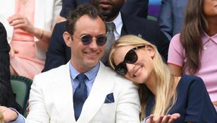 Jude Law mindjárt hatszoros apa lesz