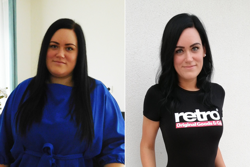 65 kilót fogyott másfél év alatt Dorina: fájdalmai és pánikrohama volt a nagy túlsúly miatt