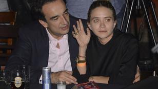 Többek közt a gyerekkérdés vágta taccsra Mary-Kate Olsen házasságát