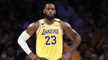 LeBron James nincs az NBA történetének öt legjobbja között a korábbi bajnok szerint