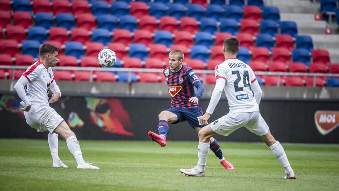 Fehérvár FC a Budafok csapatát látta vendégül vasárnapi felkészülési mérkőzésen