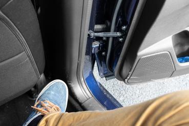 Lehetetlen nem összekoszolni cipővel az ajtót