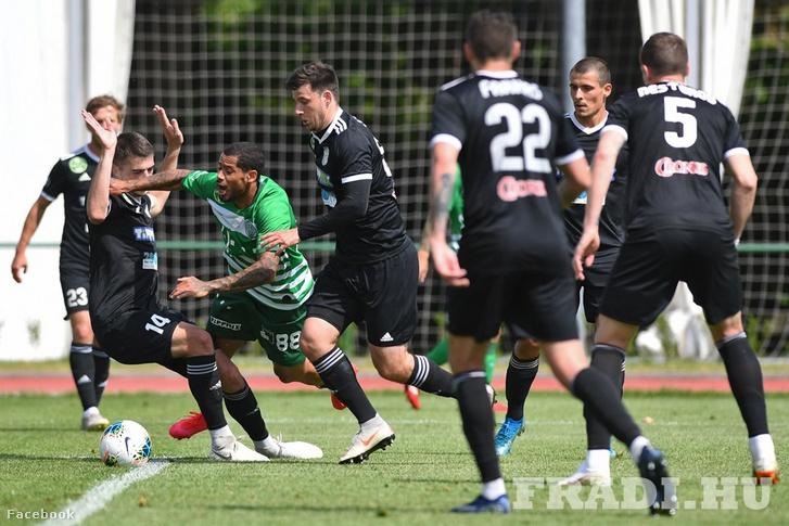 A Mezőkövesd - Ferencváros vasárnapi mérkőzésén 1-0 -ra a Mezőkövesd csapata nyert