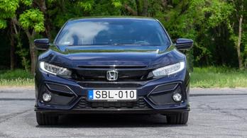 Honda Civic X 1,0 VTEC Turbo Executive Sport Line - 2020.