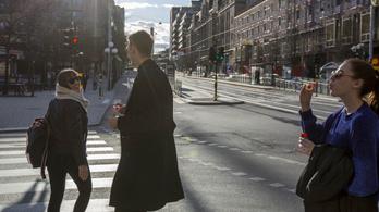 A stockholmiak 7%-a átesett már a fertőzésen