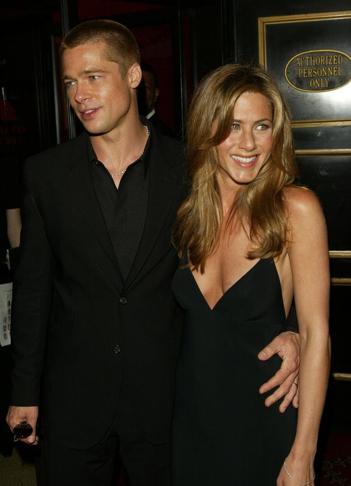 Jennifer AnistonElérkeztünk Hollywood egyik legáhítottabb románcához