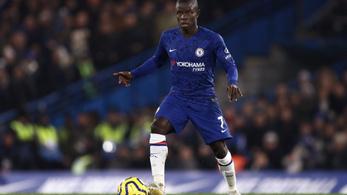 Fél a vírustól a Chelsea sztárja, egy nap után kihagyta az edzéseket