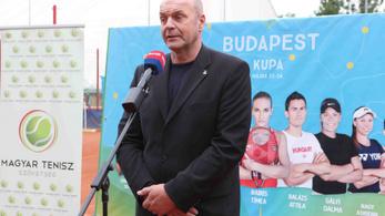 Teniszszövetség főtitkára: A feljelentéshez nem kell elnökségi határozat
