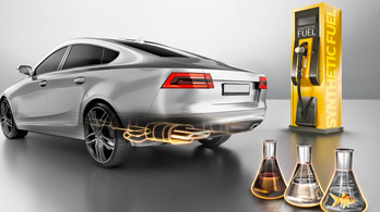Mercedes: a szintetikus üzemanyag zsákutca