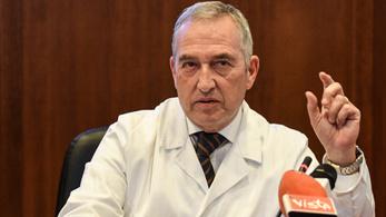Olasz járványkórház vezetője: Bűncselekményt követ el, aki szájmaszk nélkül megy tömegbe