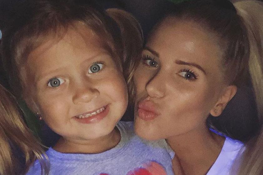 Vasvári Vivien fagyizós lányától elolvadunk: Ariana már ilyen nagy