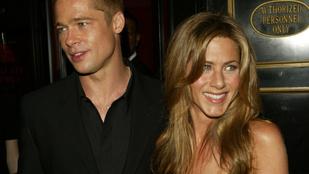 Ahogy Brad Pitt egyre híresebb lett, egyre híresebbek lettek a női is