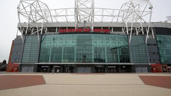 Közel 430 millió fontra nőtt a Manchester United adósságállománya