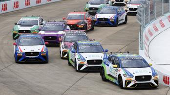 A Jaguar villanyautós versenysorozatát elvitte a koronavírus