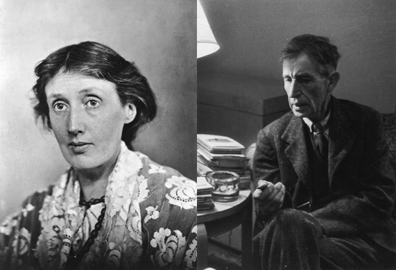 Virginia és Leonard Woolf
