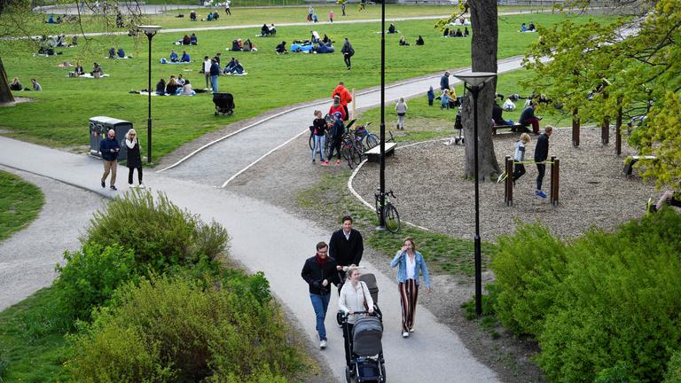 A második hullámból derülhet ki, jól döntött-e Svédország