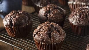 A tökéletes csokis muffin: glutén- és cukormentes recept