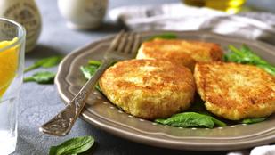 Isteni karfiollepénykék: gluténmentes, tejmentes, húsmentes alternatíva