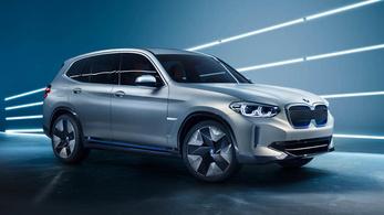 A nyáron megkezdik a BMW iX3 gyártását