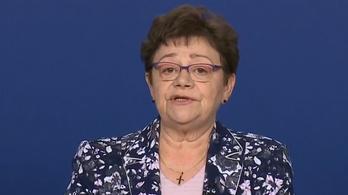 Müller Cecília: Kisgyermekeknek nem szükséges a maszkviselés