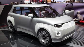 Két év múlva várható az új Fiat Panda