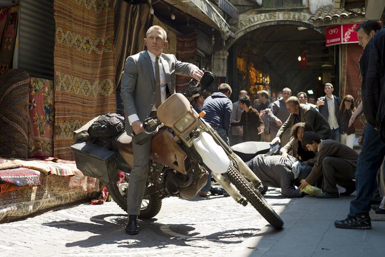 Egy film készítése közben könnyen történhetnek balesetek