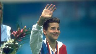 Még ki se mondtam, hogy olimpiai bajnok akarok lenni, amikor az lettem