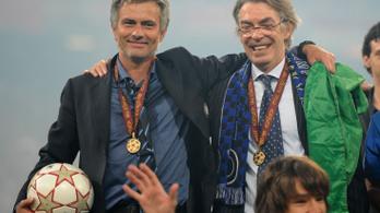 Mourinho 2010-es BL-győzelme után félt visszatérni Milánóba