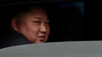 Kim Dzsongunt megint három hete nem lehetett látni