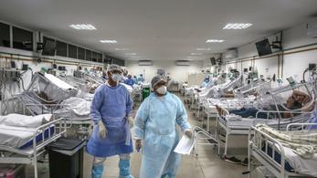Latin-Amerika lehet a világjárvány új epicentruma