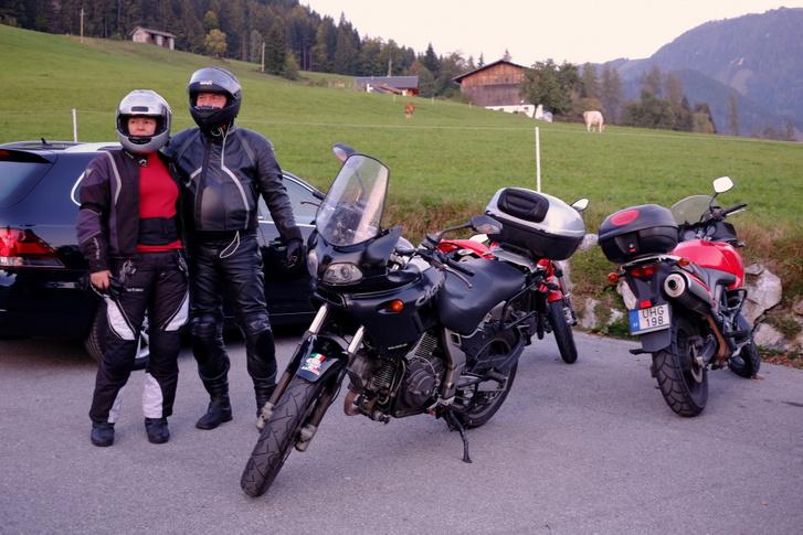 Esti vacsoránk Ausztriában