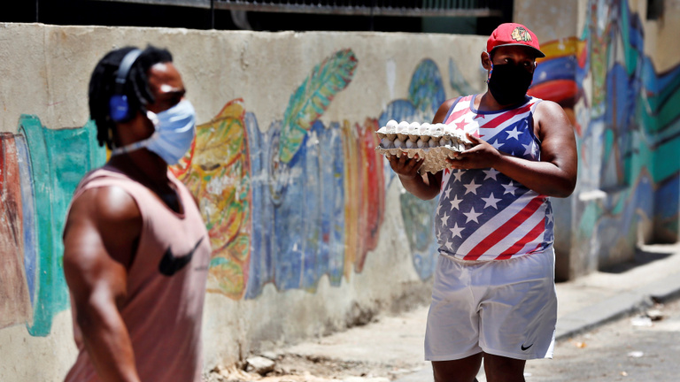 Kuba szerint saját készítésű gyógyszereik miatt hal meg kevés súlyos koronavírusos betegük