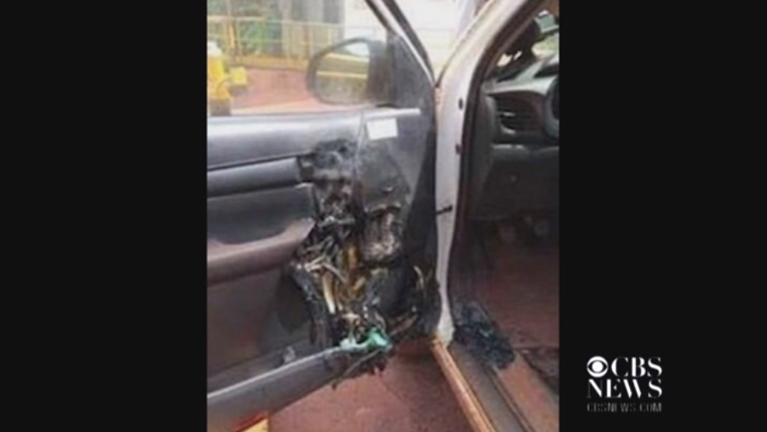 Fel tud robbanni az autóban felejtett alkoholos kézfertőtlenítő