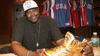 Patrick Ewing, a New York Knicks legendája is koronavírusos